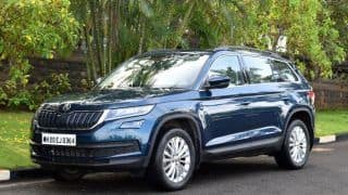 Skoda Kodiaq India Launch Today; Expected Price, Review, Interior, Specs, Ground Clearance, Images
