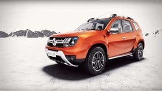 Renault Duster CVT to launch in May 2017 in India