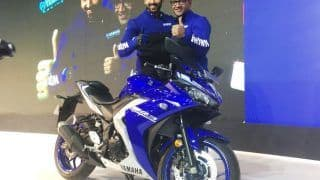 Auto Expo 2018: New Yamaha YZF-R3 Launched in India at INR 3.48 Lakhs
