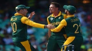 Dale Steyn Returns, David Miller Dropped From South Africa One-Day Squad Against Zimbabwe
