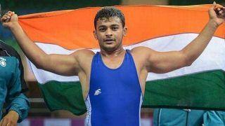 Deepak Punia Clinches Quota For Tokyo Olympics