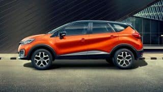 LIVE Updates - Renault Captur Launched in India at INR 9.99 Lakh; Engine Specifications, Features, Mileage and Variant details of Captur 2017