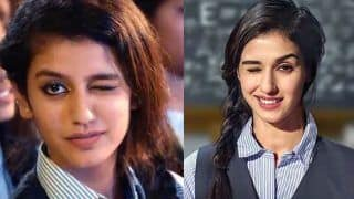 Disha Patani Copies Priya Prakash Varrier's Wink, Looks Both Cute And Sexy at The Same Time; See Viral Pic