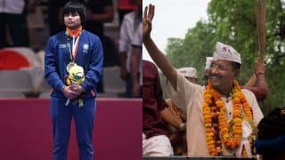 Asian Games 2018: Bronze Medallist Wrestler Divya Kakran Lashes Out at CM Arvind Kejriwal, Says Government Didn't Support When it Was Needed | WATCH