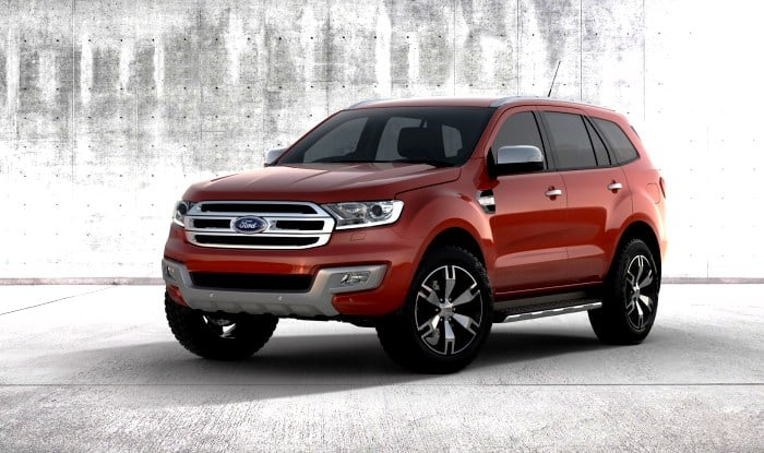 Endeavour Helps Ford India To Two Fold Sales Growth In December 2016