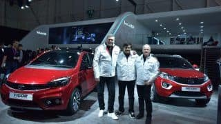 Tata Tigor unveiled at Geneva Motor Show 2017; India launch confirmed on March 29
