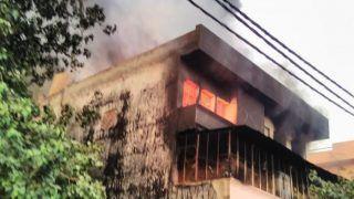 पैसों के विवाद में भाजपा सांसद की भतीजी के परिवार को जिंदा जलाने की कोशिश, आरोपी गिरफ्तार