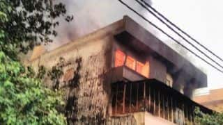 Delhi: Fire Breaks Out at Udyog Nagar, 30 Fire Tenders Rushed to Spot