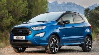 2017 Ford EcoSport Facelift: Launch Date, India Price, Interior, Mileage, Images