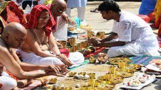 Pitru Paksha 2019: 300 साल पुराने बहीखातों में दर्ज है पूर्वजों के नाम, कहा जाता है पंडा-पोथी...