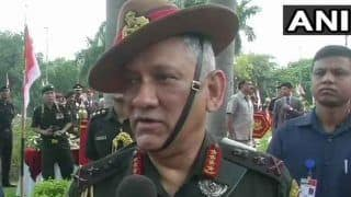 'Pakistan Should Develop as Secular State if it Wants to be With India,' Says Army Chief General Bipin Rawat
