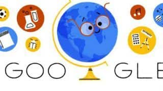 Teachers' Day 2018: Google Honours Teachers With Animated Doodle