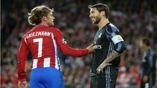 'Ignorance Makes You Very Bold' - Sergio Ramos Slams Antoine Griezmann's Attitude