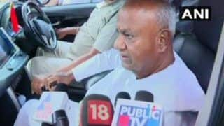 Karnataka Civic Polls 2018 Result: JDS And Congress Will go Together to Keep BJP at Distance, Says HD Deve Gowda