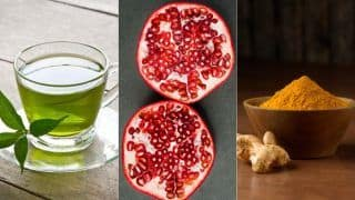 Here's How Including Green Tea, Curcumin, Pomegranate in Diet Can Keep Cancer at Bay