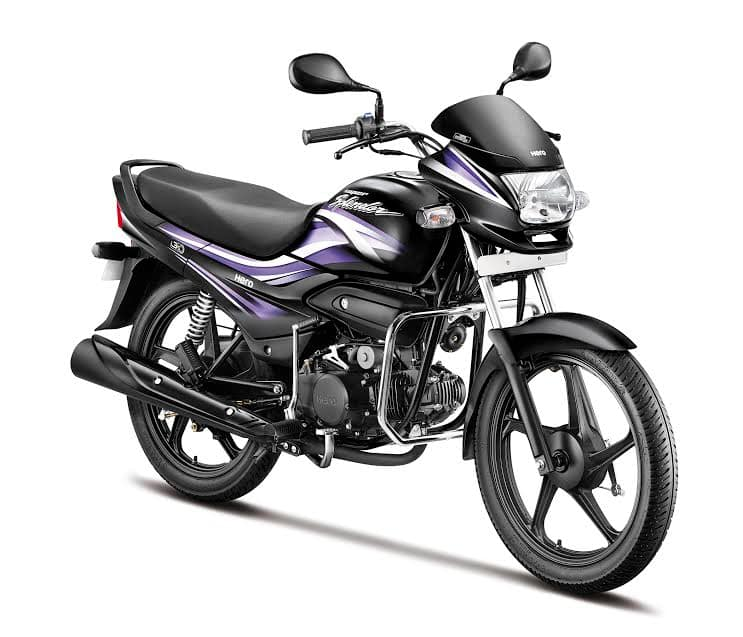 Hero Super Splendor Launched in India, Priced at INR 57,190