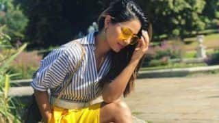 Bigg Boss 11 Finalist Hina Khan Looks Stunning During Her London Vacay - View Pictures