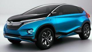 Honda Working on Compact SUVs based on Honda Amaze Platform