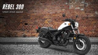 New Honda 300-400 cc Motorcycle Under Development to Rival Royal Enfield; India launch by 2020