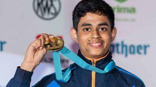 वर्ल्ड शूटिंग चैम्पियनशिप: भारत के हृदय हजारिका ने जीता गोल्ड