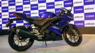 Auto Expo 2018: Yamaha R15 V3.0 Launched in India at INR 1.25 Lakh