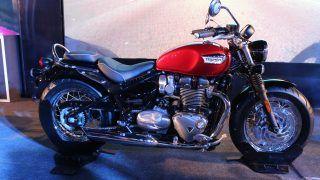 Triumph Bonneville Speedmaster India Launch Today LIVE Streaming; Watch Online Telecast & Live Webcast