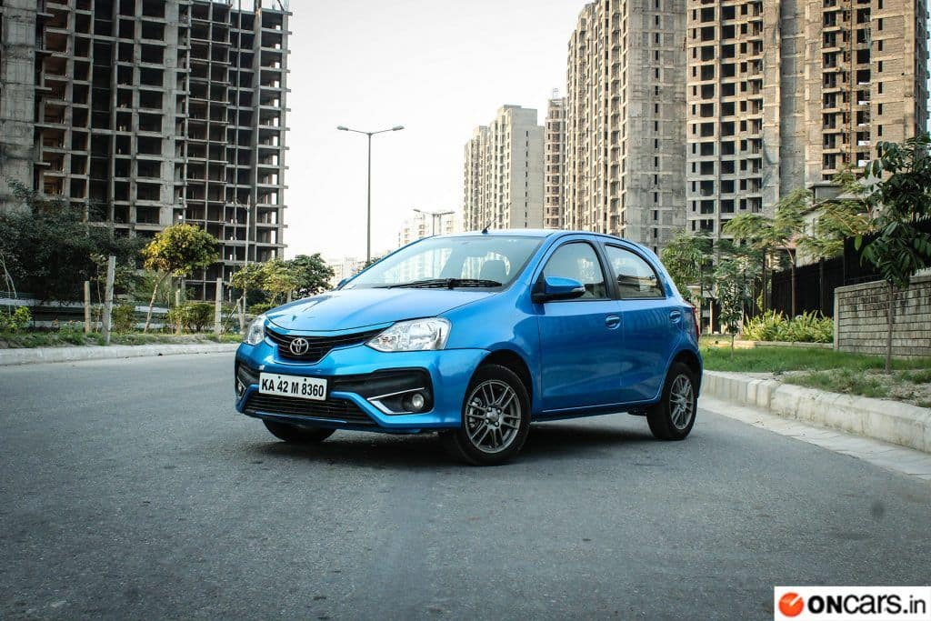 2017 Toyota Etios Liva: An Understated surprise