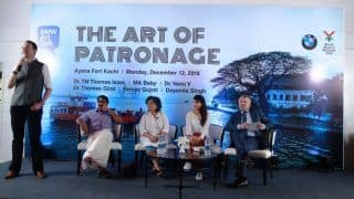 BMW partners for Kochi-Muziris Biennale 2016