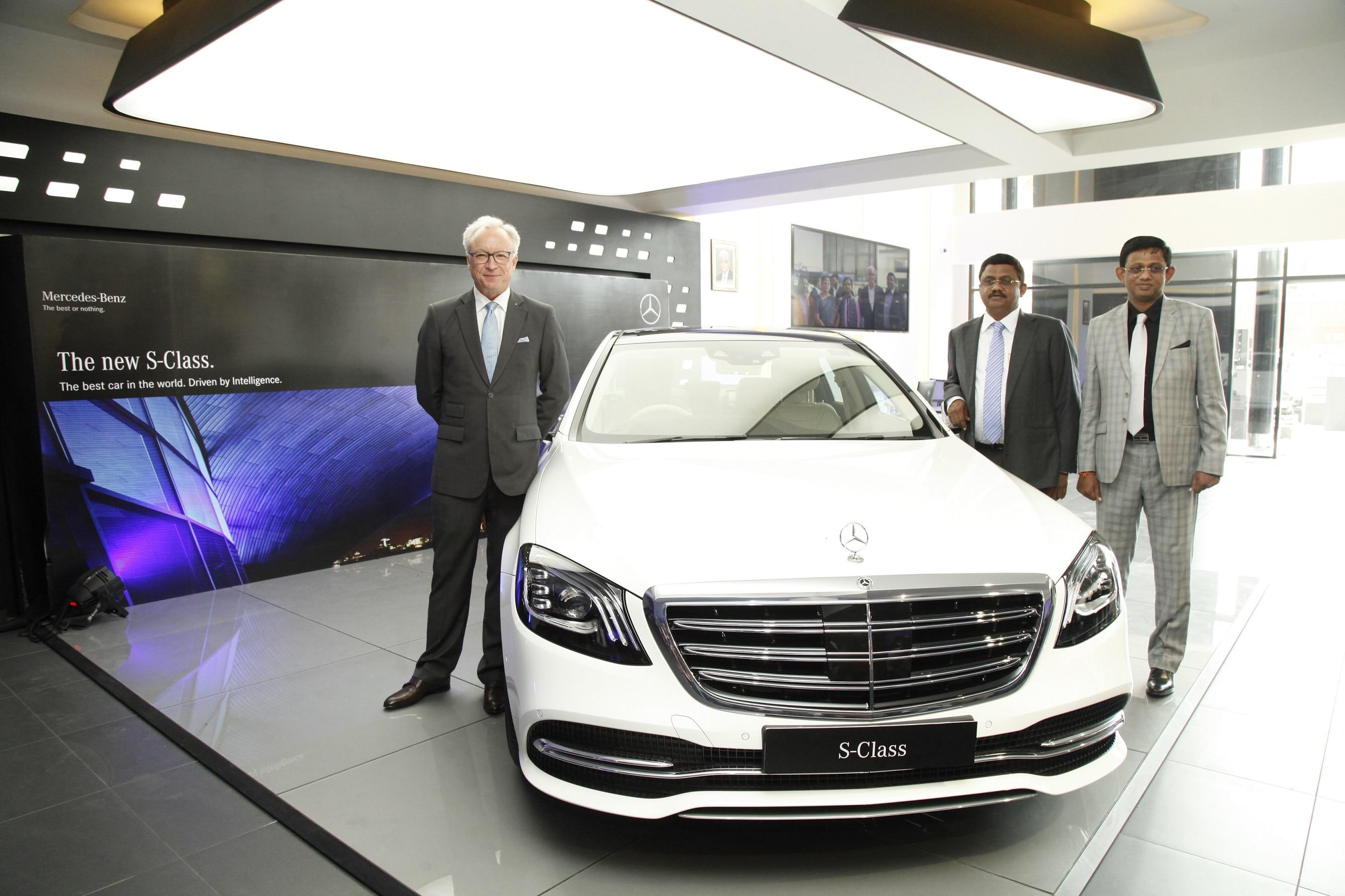 Mercedes Benz Opens A New Luxury Dealership In Thiruvananthapuram