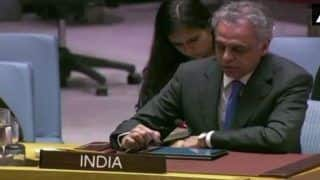 India Attacks Pakistan at UN For 'Providing Safe Haven' to Terror Groups That Pursue Military Operations in Afghanistan