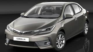 2017 Toyota Corolla Altis to launch in India in March
