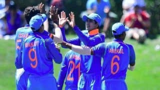 Indian Cricket Team Thump UAE by 227 Runs in U-19 Asia Cup