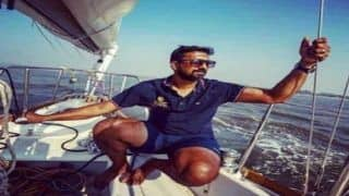 Abhilash Tomy, Injured Navy Commander Rescued From Indian Ocean