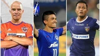 ISL 2019: The Race For Playoffs Heats Up as Indian Super League Resumes