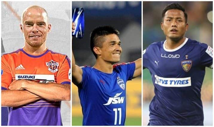 Indian super league season 5- picture credits twitter