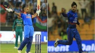 Asia Cup 2018 Final, India vs Bangladesh: Shikhar Dhawan, Mushfiqur Rahim, Rohit Sharma Among Highest Run-Getters, Rashid Khan, Mustafizur Rahman Highest Wicket Takers, Full List