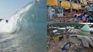 इंडोनेशिया में भूकंप और सुनामी में मरने वालों की संख्या 832 पहुंची, अभी बढ़ सकता  है मौतों का आंकड़ा