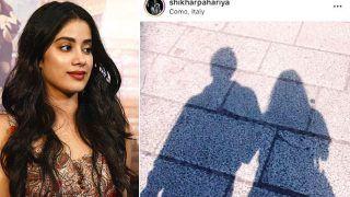 Janhvi Kapoor's Alleged Boyfriend, Shikhar Pahariya, Deletes an Instagram Post. Was The Girl in Pic Janhvi?