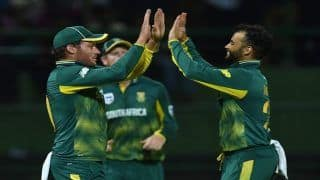 South Africa vs Zimbabwe, 1st ODI: Jean-Paul Duminy-Led South Africa Aim to Draw First Blood Against Zimbabwe in Three-Match ODI Series