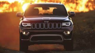 Jeep Grand Cherokee Petrol launched in India: Priced at INR 75.15 lakh
