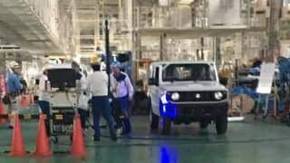 New Suzuki Jimny 2018 SUV Images Emerge Online; Likely to Debut at Geneva Motor Show Next Year