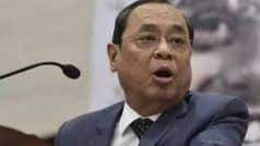 Three-judge Panel of Supreme Court Set up to Probe Sexual Harassment Allegations Against CJI Ranjan Gogoi