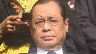 CJI Ranjan Gogoi Says no Leaves For Judges During Working Days of Court