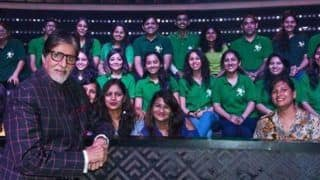 KBC 2018 Season 10 Karamveer Episode: Robin Hood Army's Neel Ghose And Bollywood Actress Kajol Play Together on Tonight's Episode