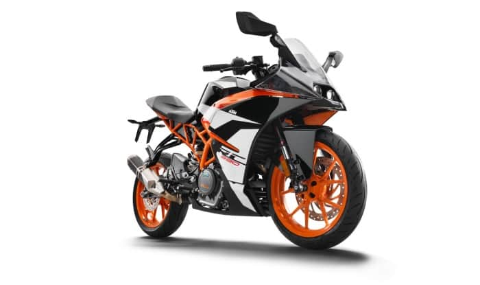 2017 KTM RC 390, RC 200 Launch LIVE streaming: Watch Launch