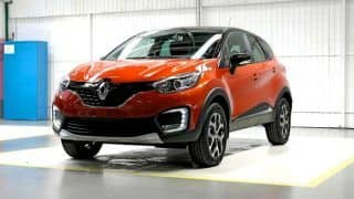 Renault Captur 2017 Unveiling Today in India; Price, Launch Date & Images