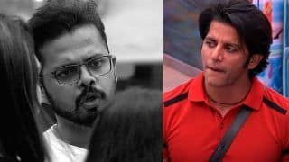 Bigg Boss 12 Contestant Sreesanth Has to Pay Around Rs 50 Lakh if he Leaves The Show Midway