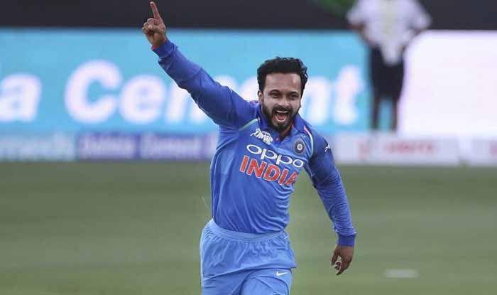 India vs New Zealand 2nd ODI: Kedar Jadhav Credits MS Dhoni, Says I Will Close my Eyes And Bowl Wherever Dhoni Wants me to, Says Kedar Jadhav
