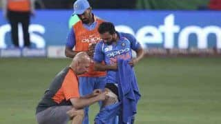 AsiaCup2018: चोटिल होने के बावजूद केदार जाधव ने की बैटिंग, टीम इंडिया को फाइनल में दिलायी जीत