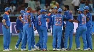Asia Cup 2018, Highlights, 4th ODI at Dubai: India Edge Hong Kong in Thriller to Stay Alive in Tournament